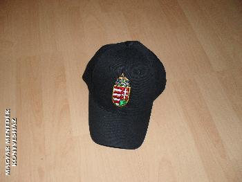 Baseball sapka mostani címerrel fekete színben-Sapka-Egyéb-Póló ... bb03926085