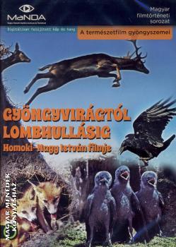 Gyöngyvirágtól lombhullásig-Homoki Nagy István-DVD-Manda-Magyar Menedék  Könyvesház